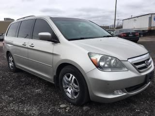 Used 2006 Honda Odyssey 5dr Touring for sale in Burlington, ON