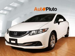 Used 2013 Honda Civic Sdn 4dr Auto LX for sale in Toronto, ON