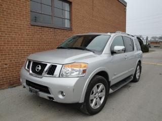Used 2009 Nissan Armada LE for sale in Oakville, ON