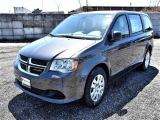 Used 2019 Dodge Grand Caravan CANADA VALUE PACKAGE for sale in Concord, ON