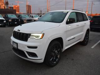 New 2019 Jeep Grand Cherokee Limited X LEATHER/DUAL-PANE SUNROOF/NAVI/PREMIUM A for sale in Concord, ON