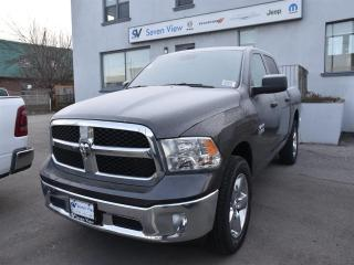 New 2019 RAM 1500 Classic SXT Plus|4X4|BACKUP CAM|BLUETOOTH for sale in Concord, ON