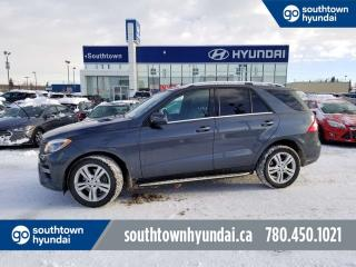 Used 2013 Mercedes-Benz ML-Class ML 350 BlueTEC/NAV/SUNROOF/LEATHER for sale in Edmonton, AB