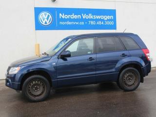 Used 2010 Suzuki Grand Vitara JLX 4WD - NAV / HEATED SEATS / SUNROOF / WINTER TIRES / ALL WHEEL DRIVE for sale in Edmonton, AB