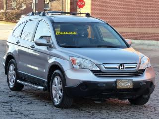 Used 2007 Honda CR-V EX-L,4WD, LEATHER, *ONE-OWNER*, FULLY LOADED for sale in Mississauga, ON