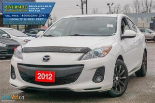 Used 2012 Mazda MAZDA3 i Touring for sale in Guelph, ON