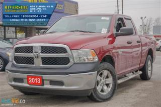 Used 2013 RAM 1500 TRADESMAN for sale in Guelph, ON