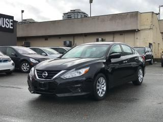 Used 2016 Nissan Altima 2.5 for sale in Coquitlam, BC