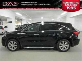 Used 2015 Acura MDX PREMIUM PKG NAVIGATION/LEATHER/SUNROOF/7 PASS for sale in North York, ON