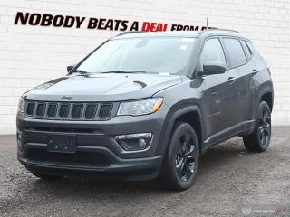 New 2019 Jeep Compass Altitude for sale in Mississauga, ON