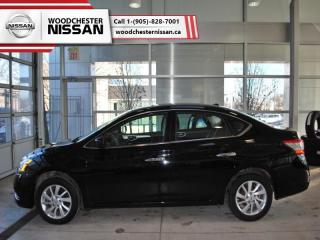 Used 2015 Nissan Sentra SV  - Bluetooth -  Heated Seats - $109.84 B/W for sale in Mississauga, ON