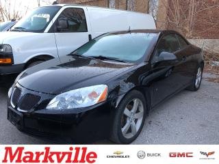 Used 2008 Pontiac G6 Black for sale in Markham, ON