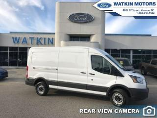 Used 2016 Ford Transit Cargo Van MID ROOF 250 CARGO for sale in Vernon, BC