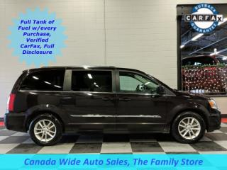 Used 2014 Chrysler Town & Country Touring, Stow N Go, Power Seat for sale in Edmonton, AB