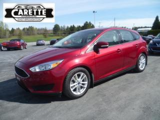 Used 2015 Ford Focus SE for sale in East broughton, QC