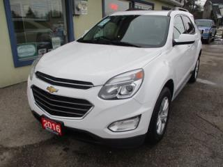 Used 2016 Chevrolet Equinox LOADED LT EDITION 5 PASSENGER 2.4L - ECO-TEC.. AWD.. HEATED SEATS.. NAVIGATION.. BACK-UP CAMERA.. POWER SUNROOF.. for sale in Bradford, ON