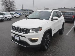 New 2019 Jeep Compass LIMITED for sale in Concord, ON