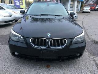 Used 2006 BMW 5 Series 525i for sale in Scarborough, ON
