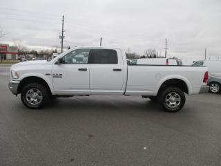 Used 2018 RAM 2500 OUTDOORSMAN HEAVY DUTY CREW CAB,LONG BOX. for sale in London, ON
