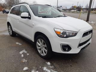 Used 2014 Mitsubishi RVR for sale in Orillia, ON
