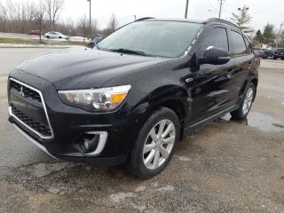 Used 2015 Mitsubishi RVR N49 for sale in Orillia, ON