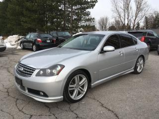 Used 2006 Infiniti M45 Sport for sale in Toronto, ON