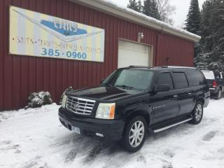 Used 2004 Cadillac Escalade ESV PLATINUM for sale in Port Sydney, ON