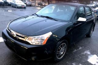 Used 2011 Ford Focus SE SEDAN for sale in St. Catharines, ON