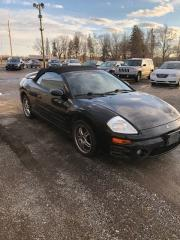 Used 2003 Mitsubishi Eclipse GT for sale in London, ON