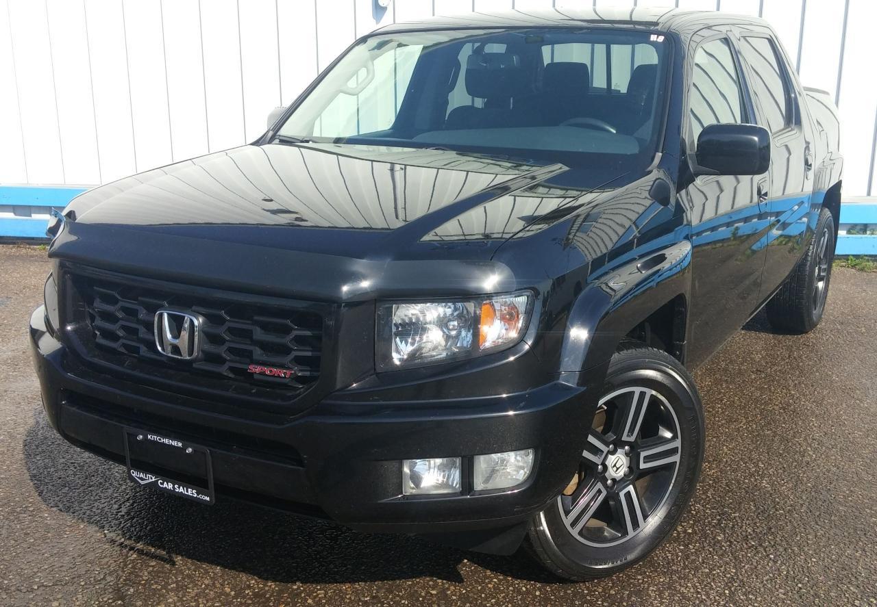 2013 Honda Ridgeline Sport 4WD