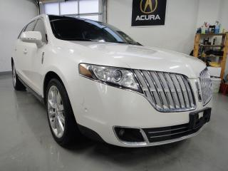 Used 2010 Lincoln MKT NAVI,BACK CAM,7 PASS,NO ACCIDENT for sale in North York, ON