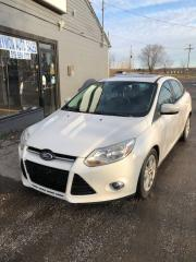 Used 2012 Ford Focus SEL for sale in London, ON