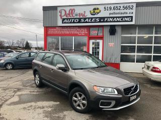 Used 2009 Volvo XC70 3.2L CROSS-COUNTRY, LEATHER, MINT for sale in London, ON