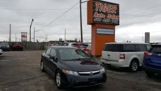 Used 2008 Honda Civic LX**ONLY 124KM**ALLOYS**SUNROOF**NEW TIRES**CERT for sale in London, ON