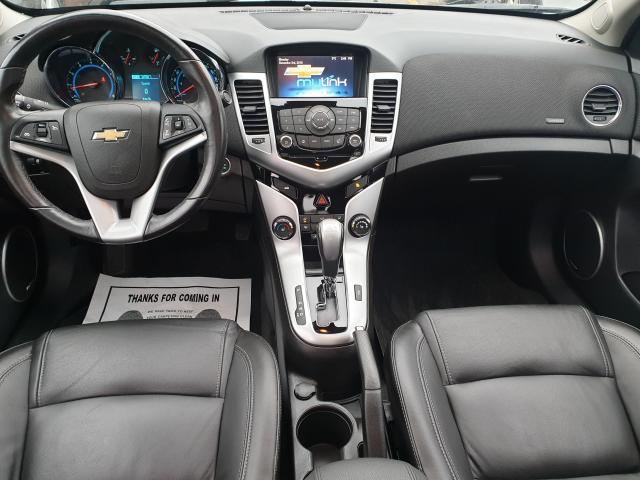 2015 Chevrolet Cruze 2LT Photo24