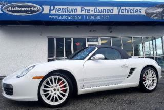 Used 2008 Porsche Boxster *PD Edition 2, Limited Edition, Rare* for sale in Langley, BC