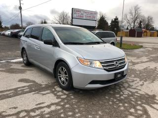 Used 2012 Honda Odyssey EX *No Accidents* for sale in Komoka, ON