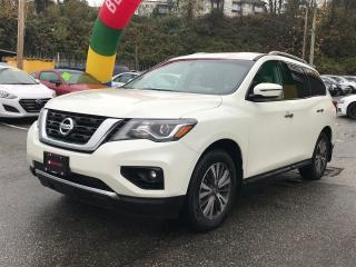 Used 2017 Nissan Pathfinder SV for sale in Coquitlam, BC