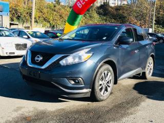 Used 2017 Nissan Murano SV for sale in Coquitlam, BC