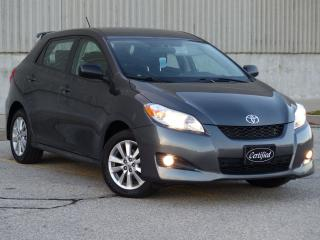 Used 2010 Toyota Matrix FOG LIGHTS, ALLOY WHEELS,*LOW KMS*, POWER WINDOWS for sale in Mississauga, ON