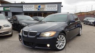 Used 2008 BMW 3 Series 335xi for sale in Etobicoke, ON