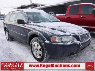 Used 2004 Volvo XC70 2.5T 4D Wagon AWD for sale in Calgary, AB