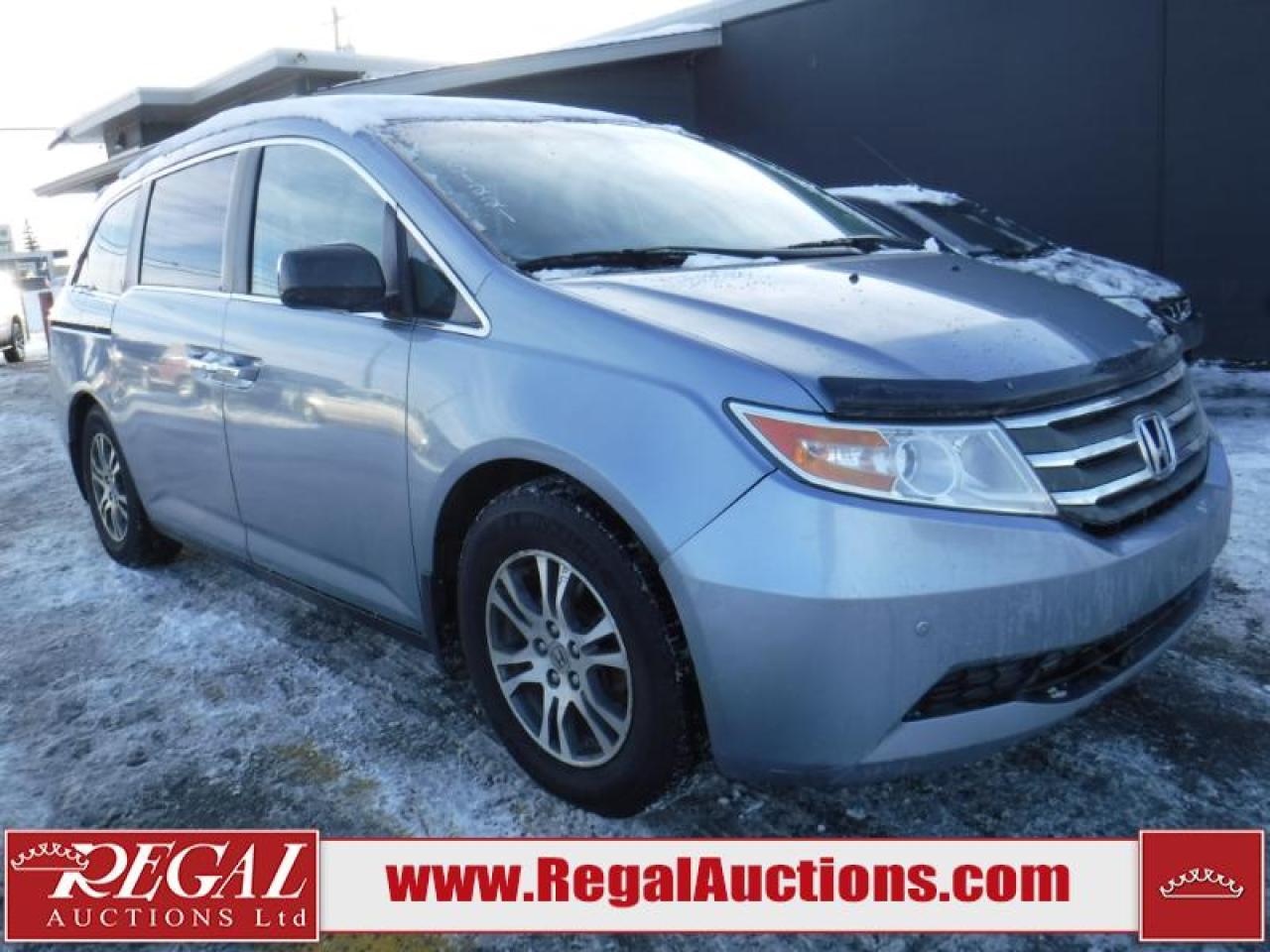 2011 Honda Odyssey 4D WAGON