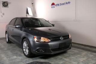 Used 2014 Volkswagen Jetta Highline TDI Diesel Sunroof LeatherHeatd Certified for sale in Toronto, ON