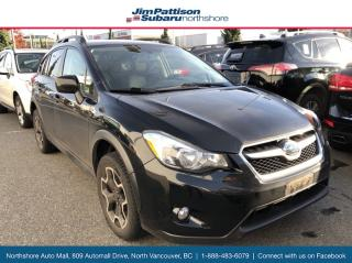 Used 2014 Subaru XV Crosstrek Touring with Spotless ICBC Record! for sale in North Vancouver, BC