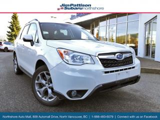 Used 2016 Subaru Forester with Ultra Low & Accident-Free KMs! 2.5i Limited Package w/Technology Pkg Option for sale in North Vancouver, BC