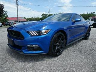 Used 2017 Ford Mustang GT | Back Up Cam | Cruise Control | Manual for sale in Essex, ON