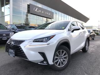 Used 2019 Lexus NX 300 Standard Pkg, Almost NEW, No Accidents for sale in North Vancouver, BC
