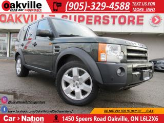 Used 2008 Land Rover LR3 V8 HSE | NAVI | DUAL SUNROOF | 7 SEATER for sale in Oakville, ON