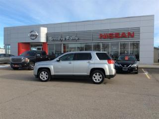 Used 2014 GMC Terrain SLE1 FWD 3SA for sale in Smiths Falls, ON
